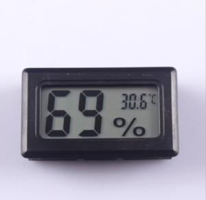 Đồng hồ đo ẩm và nhiệt độ